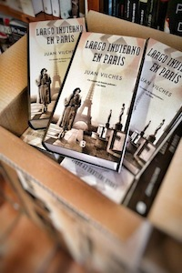 largo invierno paris juan vilches libreria javier